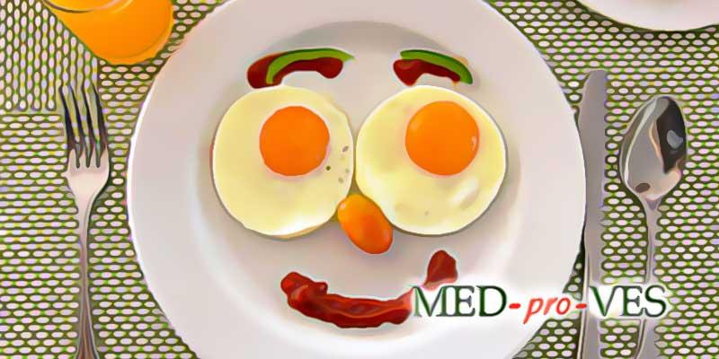 Лучший завтрак для похудения