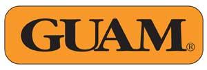 Логотип продукции Guam