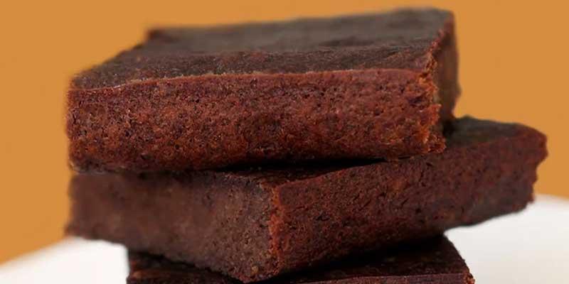 Диетический десерт с шоколадом