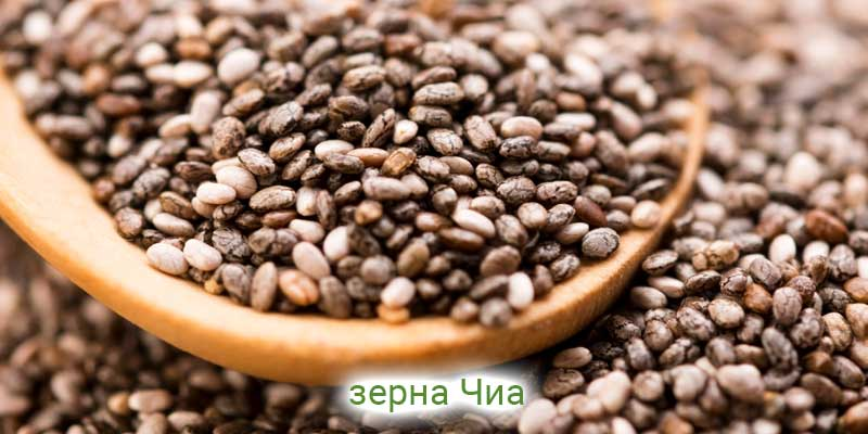 Зерна Чиа